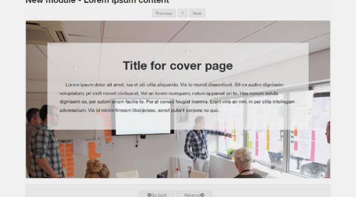 Get Sleeker Moodle Pages With Content Pages Plugin
