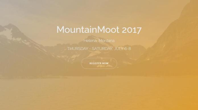 Heart Of Freedom-Loving Big Sky Country. MountainMoot 2017 This Summer