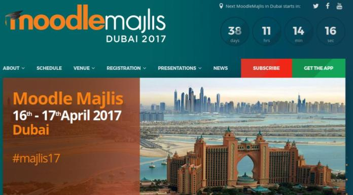 Join Us At MoodleMajlis 2017, Middle Eastern For First MoodleMoot Ever!