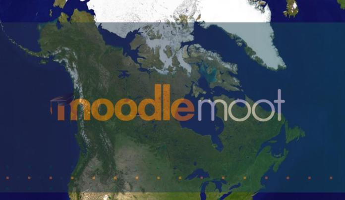 Keep Moodle Personal Till Next Year. MoodleMoot Canada 2018 Confirmed