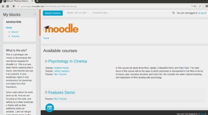 "Moodle 3.2 Look And Feel Update: ""Base"" and ""Canvas"" Themes Removed As Defaults?"