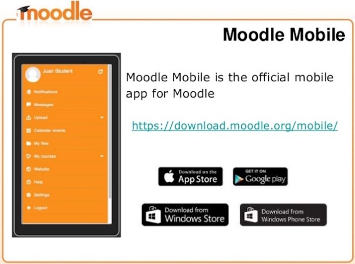 Moodle mobile app 2.4 release notes