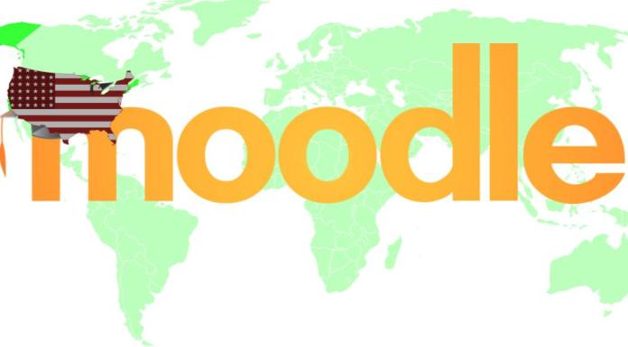 Moodle's North American Higher Education Market Share Dwindles