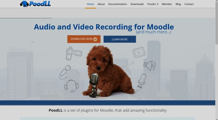 Purpose-Based Skins, Paypal Player, Playback Limits: The Latest In PoodLL Plugin For Moodle | Las Novedades de los Complementos PoodLL para Grabaciones
