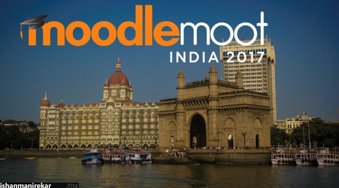 One For The eBooks: MoodleMoot India 2017 In Mumbai