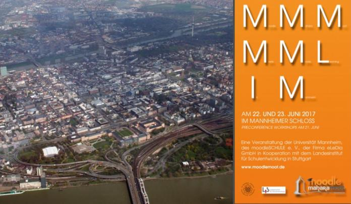 The Mannheim Republic of Moodle. MoodleMoot Germany 2017 Open Call