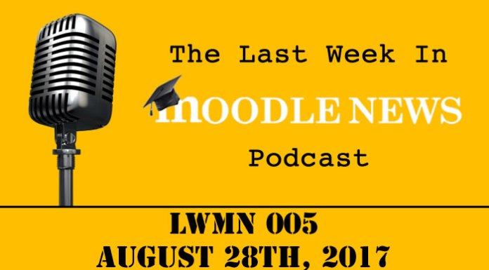 The last week in moodlenews 28 AUG 17