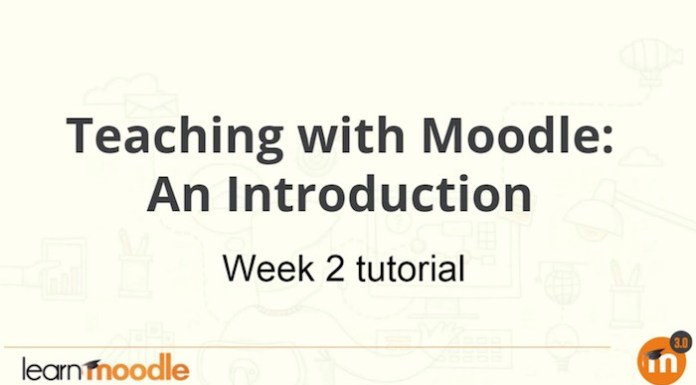 learn moodle mooc week 2 2016