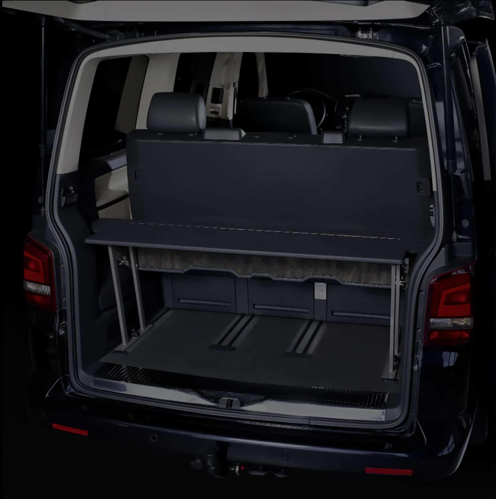 multiflexboard vw t5 t6 multivan viano gute nacht paket. Black Bedroom Furniture Sets. Home Design Ideas