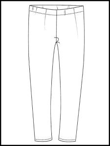 Legging Viola