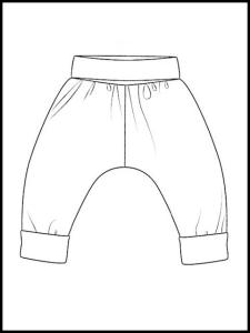 Pantalon Dalton