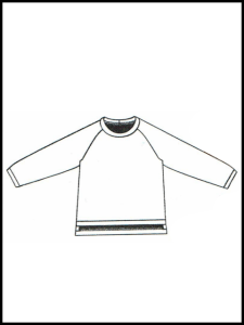 Sweat-Shirt Leonara
