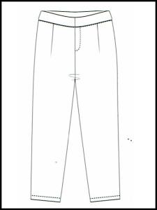 Pantalon Nigel
