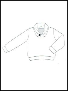 Sweat- shirt Léo