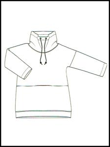 Robe-Sweat Mel