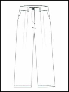 Pantalon Alexa