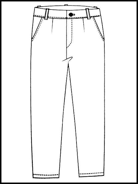 Pantalon Benjamin
