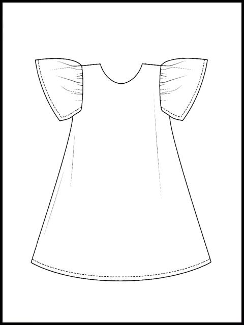 robe cecile