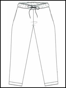 Pantalon Noël