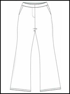 Pantalon Pax