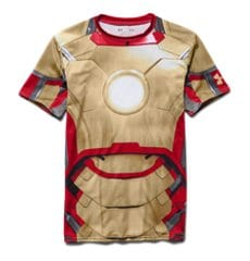 Avengers 2: Age of Ultron sport shirt under armour