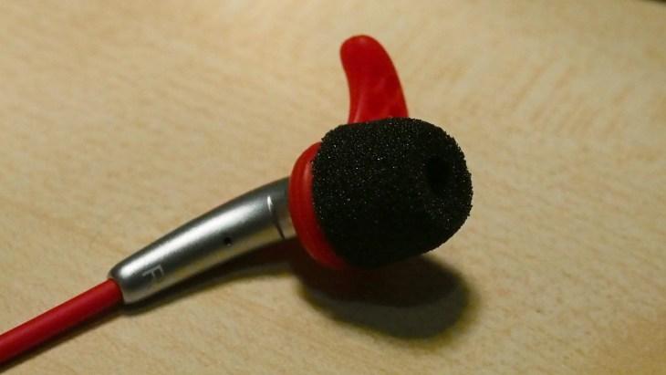 ג'ייבירד פרידום עם אוזניית ספוג
