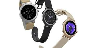 LG smartwatch android wear 2