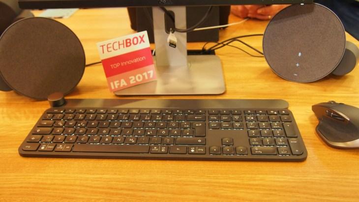 ערכת שולחן העבודה המלאה של לוג'יטק, כולל הקראפט