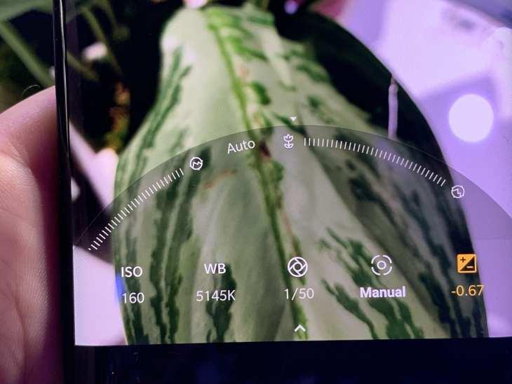 המצלמה של OnePlus 7 פרו