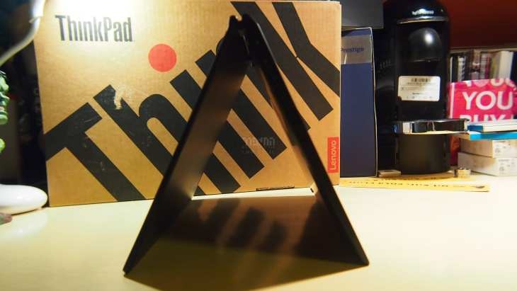 ThinkPad X13 Yoga Tent Mode