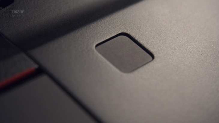 Thinkpad X13 Yoga Fingerprint reader
