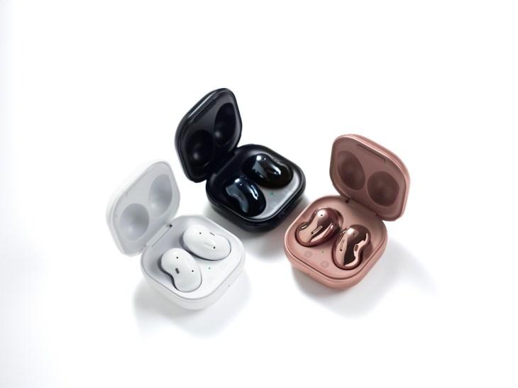 Samsung Bean Headphones, Galaxy Buds Live