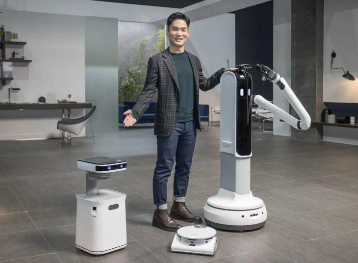 הרובוטים של סמסונג ו-JetBot 90 AI