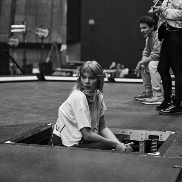 Rehearsals For Taylor Swift reputation Stadium Tour Are Go ...