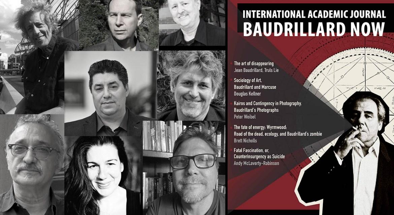 Академічний журнал «Baudrillard Now» і його перший випуск