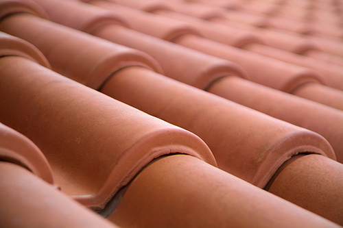 clay tile roof installations clay