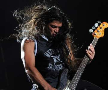 Metallica bassist Robert Trujillo says learning bass parts on '…And Justice For All' was his biggest challenge