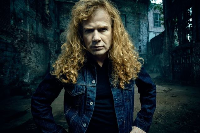 Here's what Dave Mustaine thinks of METALLICA's 'Hardwired…To Self-Destruct'