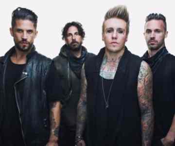 Papa Roach debut new song 'Crooked Teeth'