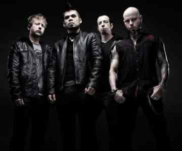 DROWNING POOL announce 'Not-So-Silent Night' tour with GEMINI SYNDROME, 9ELECTRIC and RED TIDE RISING