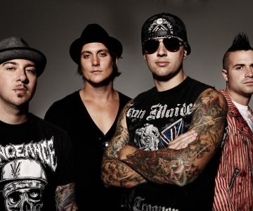 Avenged Sevenfold release new single 'The Stage'…