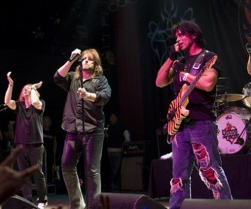 Don Dokken claims the current Dokken reunion will never happen again…