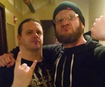 Loaded Radio talks with Killswitch Engage guitarist Adam Dutkiewicz about his new project 'Serpentine Dominion'