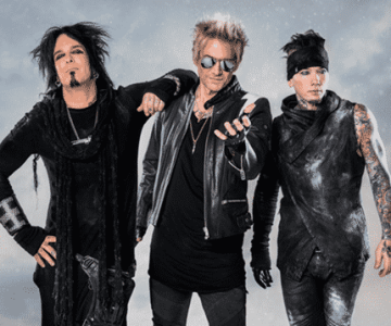SIXX:A.M. release the official video for 'We Will Not Go Quietly'; announce Fall arena tour…