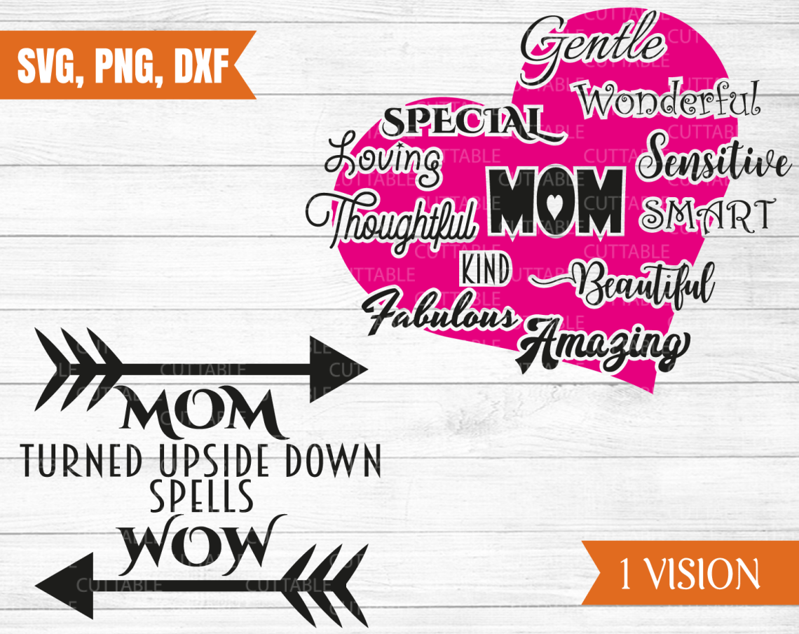 Download Mother Day Bundle SVG, Happy Mother's Day cut files, 12 ...