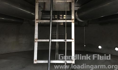 stainless steel internal floating roof 001