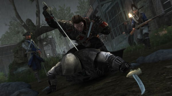 Assassin's Creed Rogue review | he makes his own luck ...