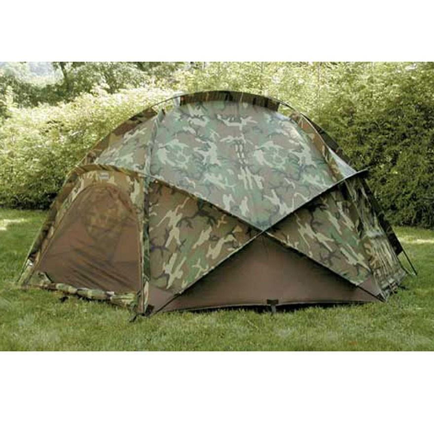Eureka Military Extreme Cold Weather Tent 4 Man ECWT