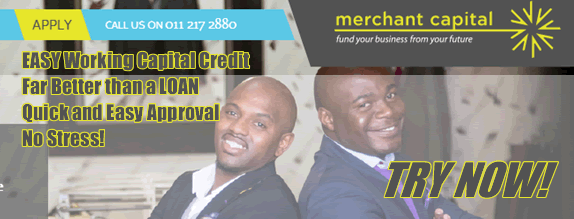 Merchant Capital Credit for Business