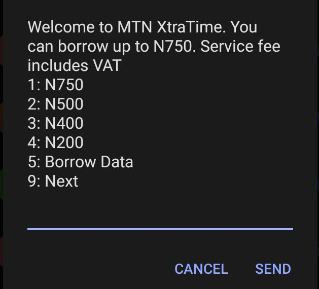 How To Borrow Data From MTN 2021
